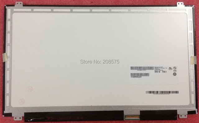 Free shipping B156XW04 V.5 LP156WH3 B156XW03 N156BGE-L41 N156B6-L0D LTN156AT20 LTN156AT30 LP156WH3 NEW LED Display Laptop Screen