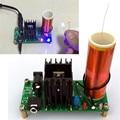 Kit diy Mini música falante bobina de plasma experimental da ciência tecnologia pequena produção eletrônica diy