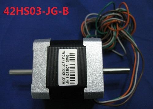 цена на 42HS03-JG-B Leadshine 2 phase stepper motor 1.8 degree Unipolar 2.5A 48.14(0.34)NM motor adapter DM442 new
