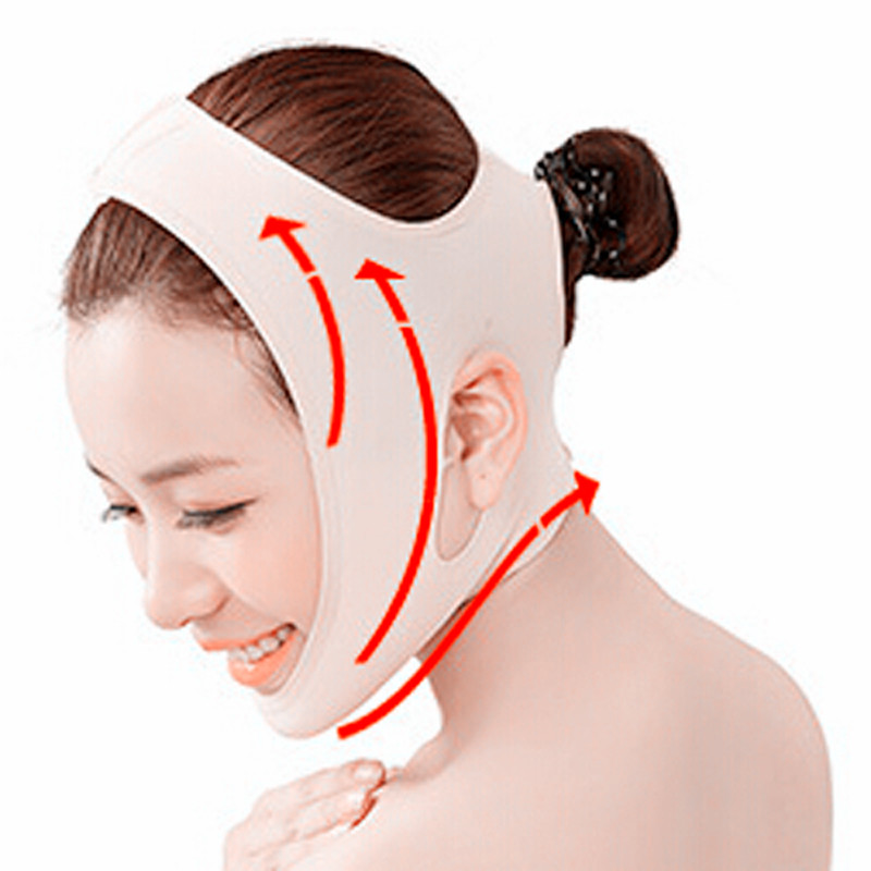 Lift Reduce  Face Thining Band Double Chin Face Mask Delicate Facial Thin Face Mask Slimming Bandage Skin Care Belt Shape