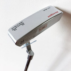 New Golf clubs Romaro S.S.S Hexagon CB TOUR EDITION Golf Putter 3 34 35 Length  Steel Golf shaft with Putter grips Free shipping