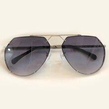 Piloto Óculos De Sol Dos Homens Designer de Marca de Alta Qualidade Oculos de sol Masculino Retro Moda Óculos de Proteção UV400 óculos de Sol De Vidro do Sexo Feminino