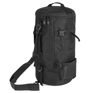 Image 5 - 23L Large Capacity Multi purpose Fishing Tackle Backpack Outdoor Fishing Tool Carry Pouch Fishing Lure Bag Rod Holder Bag Case