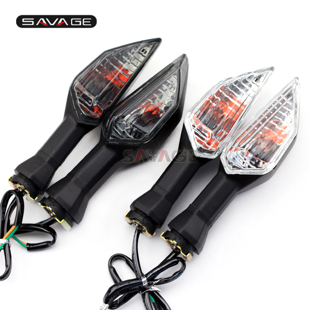 Front/Rear Turn Signal For KAWASAKI Z650 Z800 Z900 Z1000 Z250 Z300 Z750 Z400 Versys 1000 650 ER6N ZRX1200 Motorcycle Light
