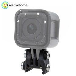 TMC HR387-BK montaje de conexión de plástico de riel de 20mm para GoPro NEW HERO /HERO6 /5 /5 Session /4 Session /4 /3 + /3 /2 /1, Xiaoyi