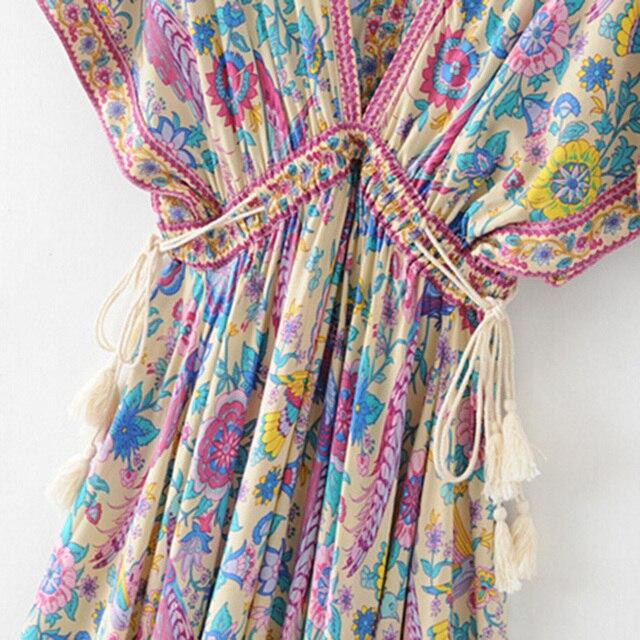 boho chic dresses 4