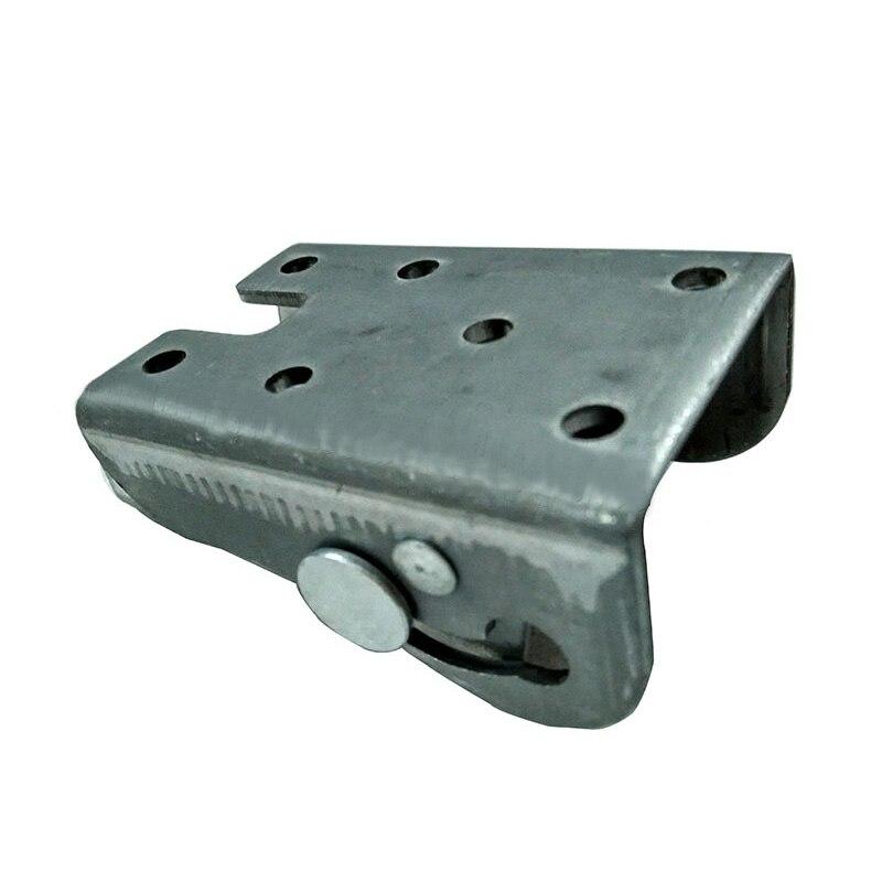 2 шт. цинковый сплав само замок приставной столик кровать ног складной Поддержка кронштейн дома инструменты