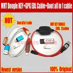 Más MRT clave DONGLE reparación herramientas + GPG EDI CABLE + Martview todos arranque Cable (fácil de conmutación) Y Micro USB al tipo-C adaptador