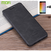 Redmi 4A Case MOFI VINTAGE Xiaomi Redmi 4A Flip Leather Case Cover With Card Slot Phone