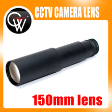 "New 1/2"" 150mm lens M12*0.5 CCTV MTV Board IR Lens for Security CCTV Video Cameras"