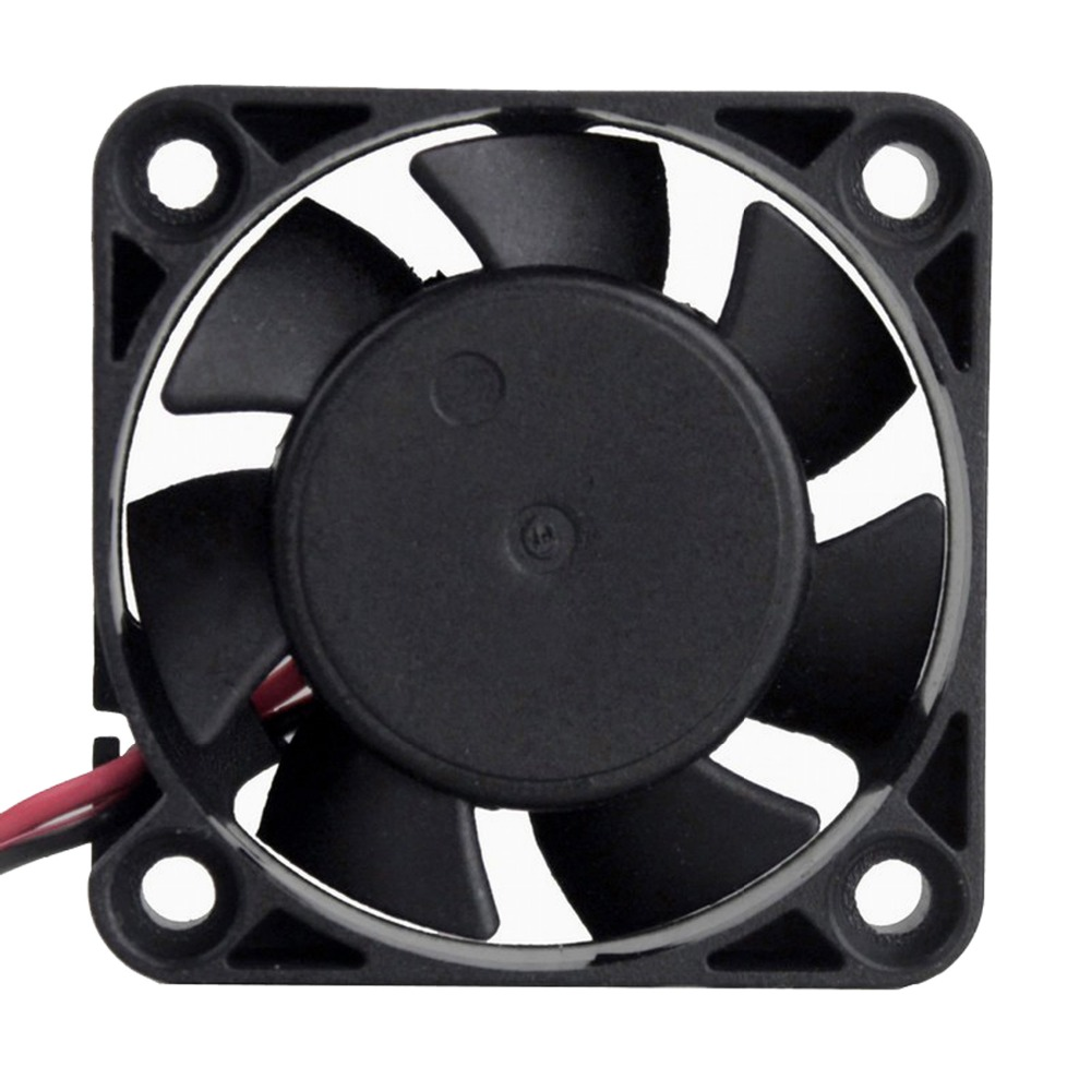Image 3 - 2Pcs Gdstime DC 24V 12V 5V 40mm x 40mm x 10mm 2 Pin Ball Bearing Computer PC Case Cooling Fan 4010-in Fans & Cooling from Computer & Office