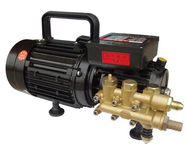 Ql 290 Portable 220v Household High Pressure Car Washer Copper Motor