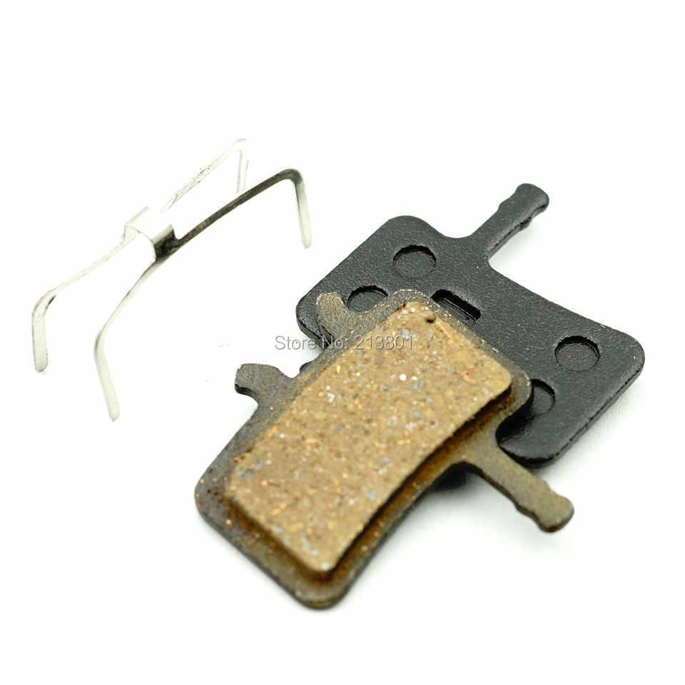 Pastillas de freno de disco de bicicleta MTB para AVID BB7 Juicy 3 5 7 freno de disco, resina, 1 Pr BB