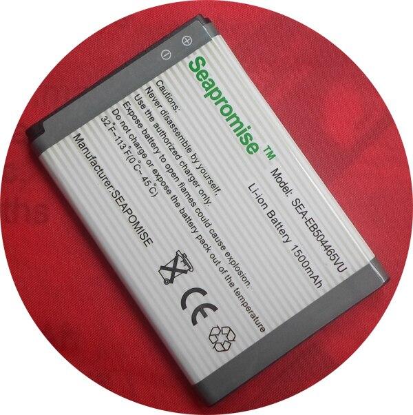 Livraison gratuite batterie EB504465VU pour SAMSUNG A8, Acclaim R880, SPH-M580, GT-B7330, GT-B7620, SCH-R900, galaxy 580 GT-i5801, GT-i5700 ..