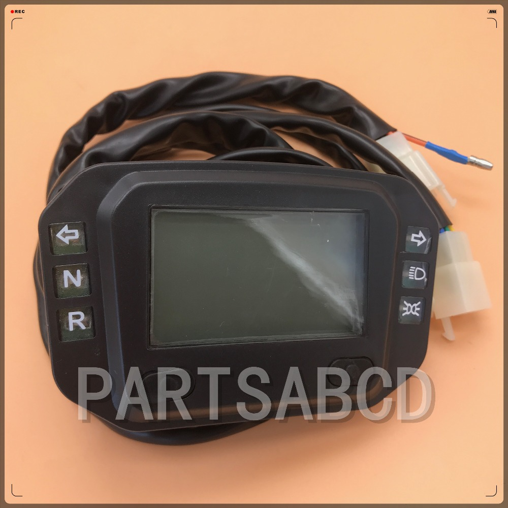 small resolution of digital speedometer for shineray 250cc atv quad parts