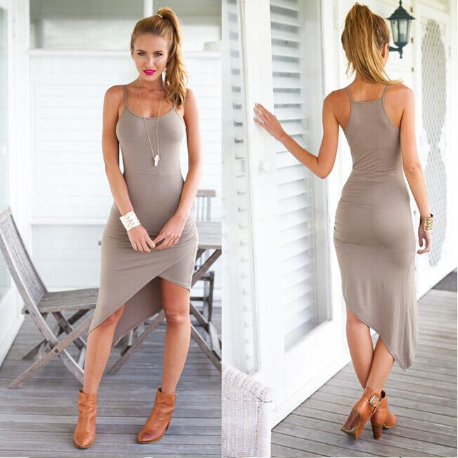 Sexy Summer Sun Dress - Missy Dress