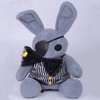 Black Butler 40cm Ciel Phantomhive black Rabbit Japanese Anime Toys Stuffed Plush Animals soft toy for girls Good Quality