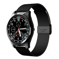 Bluetooth SmartWatch Q1 Heart Rate Monitor Support Smart watch women men For IOS Android apple samsung gear s3 huawei phone