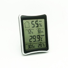 Temperature and humidity meter, home office pet breeding memory with screen display electronic thermometer and hygrometer electronic hygrothermostat etf 012 temperature and humidity adjustable hygrothermostat
