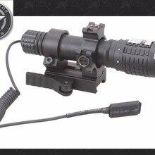 Flash-Light Laser-Gun Vector Optics Mount-Ring Weapon Illumination Hunting Designator