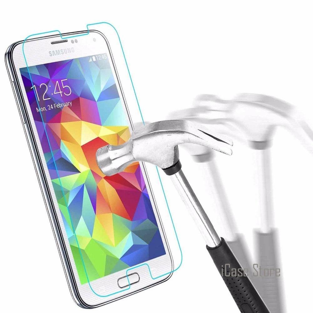 0.26mm 9H Tempered Glass For Samsung Galaxy Grand Core Prime Neo Plus A3 A5 J1 J5 J1mini 2015 2016 Screen Protector Film Case