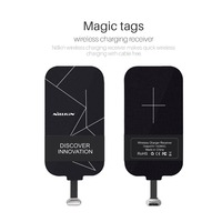 Nillkin Universal Type C Qi Wireless Charger Receiver Tag For LG Nexus 5x G5 Huawei P9