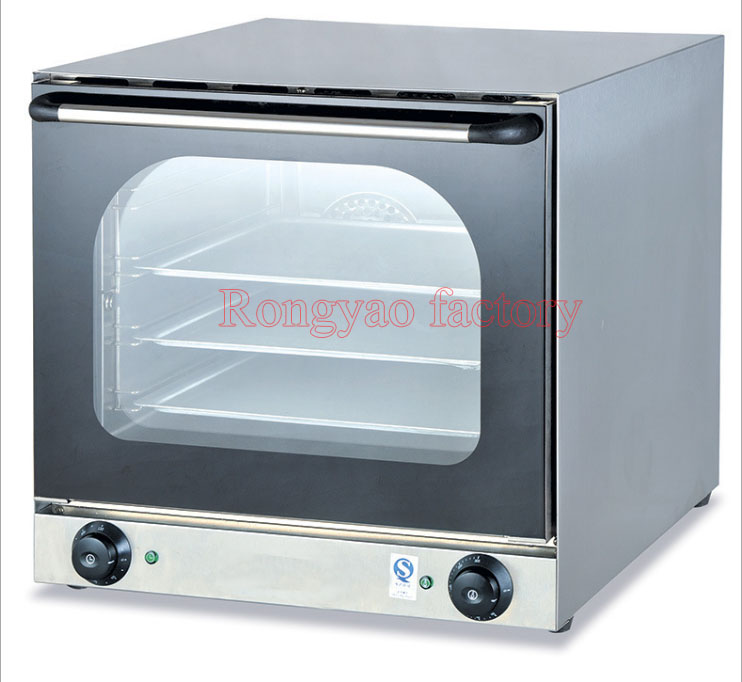 RY-EB-1A Perspective Hot air circulation Dryer Electric oven Spray oven Commercial stainless steel box  efficiency energy save