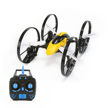 Drone Gps Rc Helicopter Quadcopter Racing Land Air Aircraft 2.4G Remote Control Four-Axle Speed Fpv Profissional