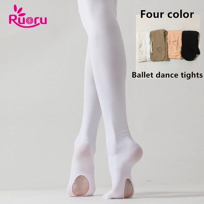 ruoru-professional-kids-children-girls-font-b-ballet-b-font-tights-white-font-b-ballet-b-font-dance-leggings-pantyhose-with-hole-nude-black-pink-stocking