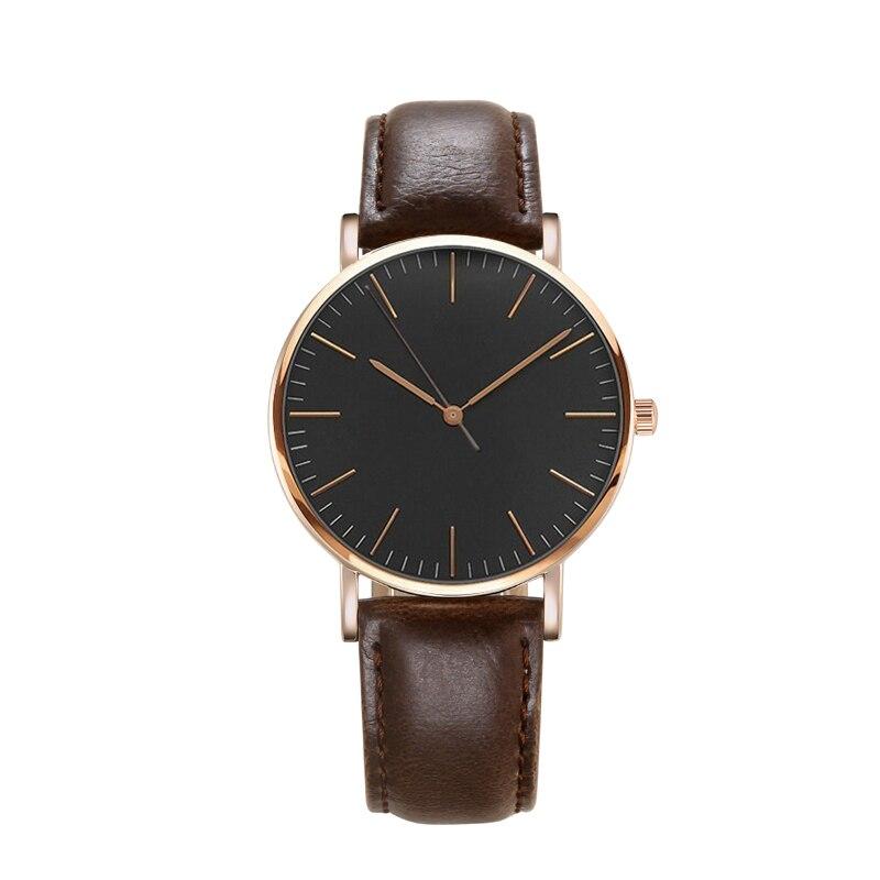 Nowa moda 18 MM nylon pas kobiet zegarek business casual marka - Zegarki damskie - Zdjęcie 3