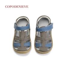 Copodenacreditar sandálias para meninas, sapatos de marca de designer para meninas