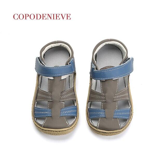 Copodenive sandales pour filles, chaussures de marque stylées pour enfants