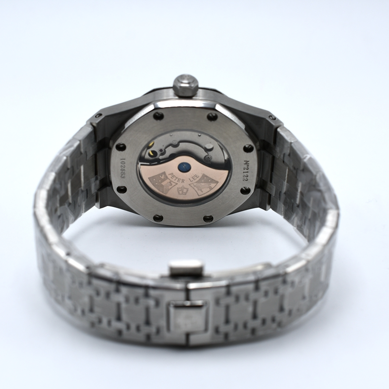 HTB1FGaQXr3nBKNjSZFMq6yUSFXaF Lovenwatches | PETER LEE Nautilus Review | Brand Luxury Full Steel Silver Waterproof Automatic Mechanical Men Watches Bracelet Dial 40mm Fashion Business Clocks