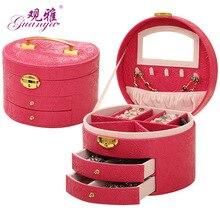 Moda 2016 nuevo estilo redondo de la joyería patrón con grandes space 5 color púrpura, blanco. rose, rojo. rosa para que usted elija