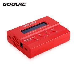 GoolRC G6 mini Balance Charger Discharger for RC Drone Quad Aircraft LiHV LiPo LiIon LiFe NiCd NiMH RC Model Battery