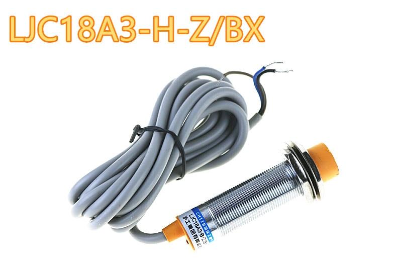 1-10mm Approach Sensor Cylindrical Capacitive Proximity Switch LJC18A3-H-Z//BX