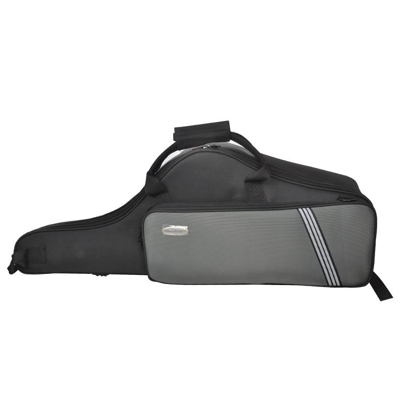 Free shipping wear resistant bB tenor Saxophone case shoulders strap sax cover portable Sax soft bag