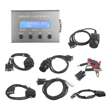 Universal 10 in 1 Service Light & Airbag Reset with Tool Wholesale Price Big Promotion 10% OFF