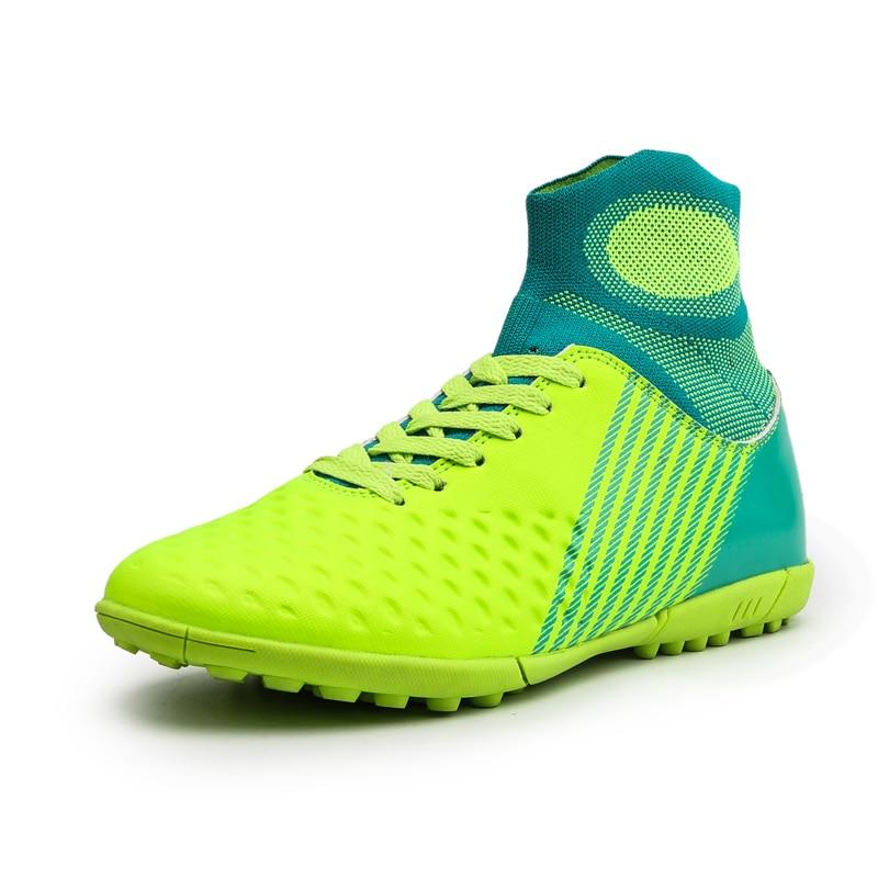 ef11f378b5 Cheap Zapatillas de fútbol Futzalki para hombre, zapatillas de deporte para  interiores, botas de