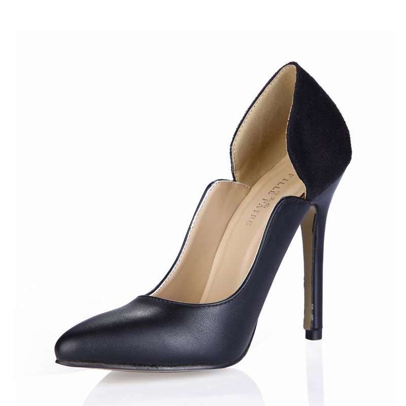 Sexy high heels women pumps shoes woman ladies party club wedding valentine  shoes zapatos mujer tacon sapato feminino plus size-in Women s Pumps from  Shoes ... 611a0fdf4560