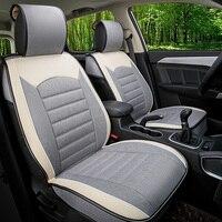Белье Чехол автокресла для Chrysler 300C Гольф 4 h4 Audi a3 a4 b6 b8 a6 a5 q7 hyundai solaris ix35 i30 ix25 автомобильные Аксессуары Укладка