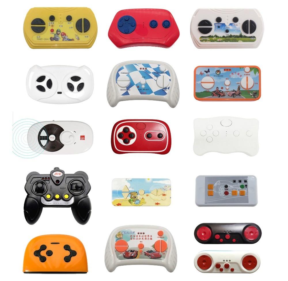 Kids Electric Toy RC Car Bluetooth Remote Control Receiver 2.4G Bluetooth Toys