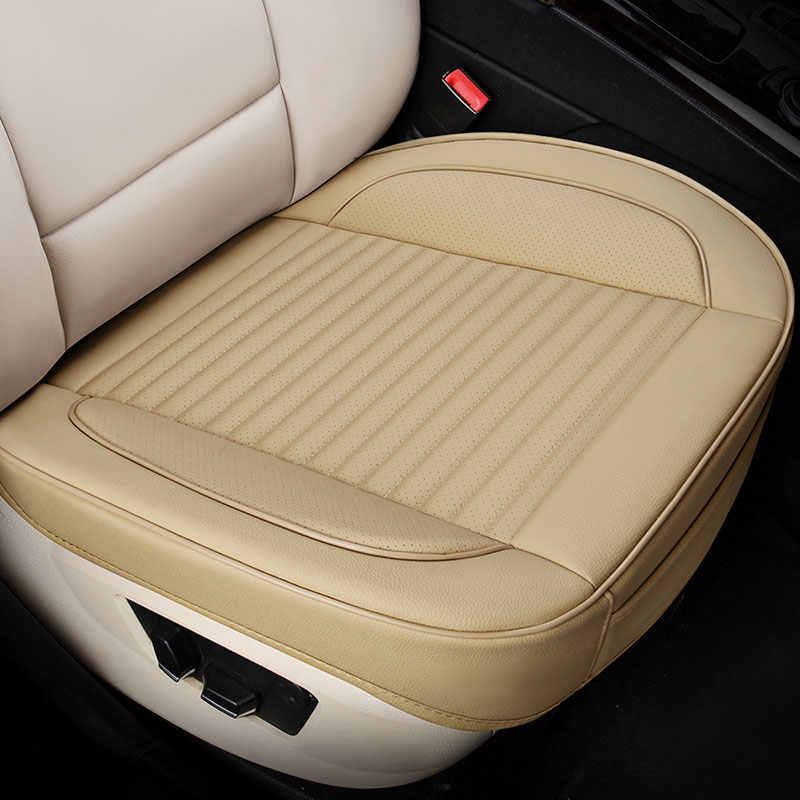 Housses de siège de voiture en cuir protecteur coussin de siège Auto accessoires pour benz mercedes x204 w110 w114 w115 w123 t123 w124 t124 w210