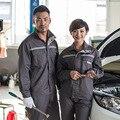 Langarm Arbeitskleidung Anzug Männer/Frauen Arbeits Tuch Tragen-beständig Sicherheit Overalls Für Werker Maschine Auto Reparatur