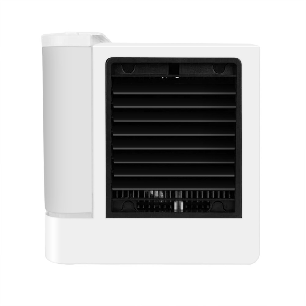 3rd Generation 7 Colors Mini Air Conditioner Artic Air Cooler LED LCD Timer USB Personal Space Cooler Fan Air Cooling Fan Device (10)