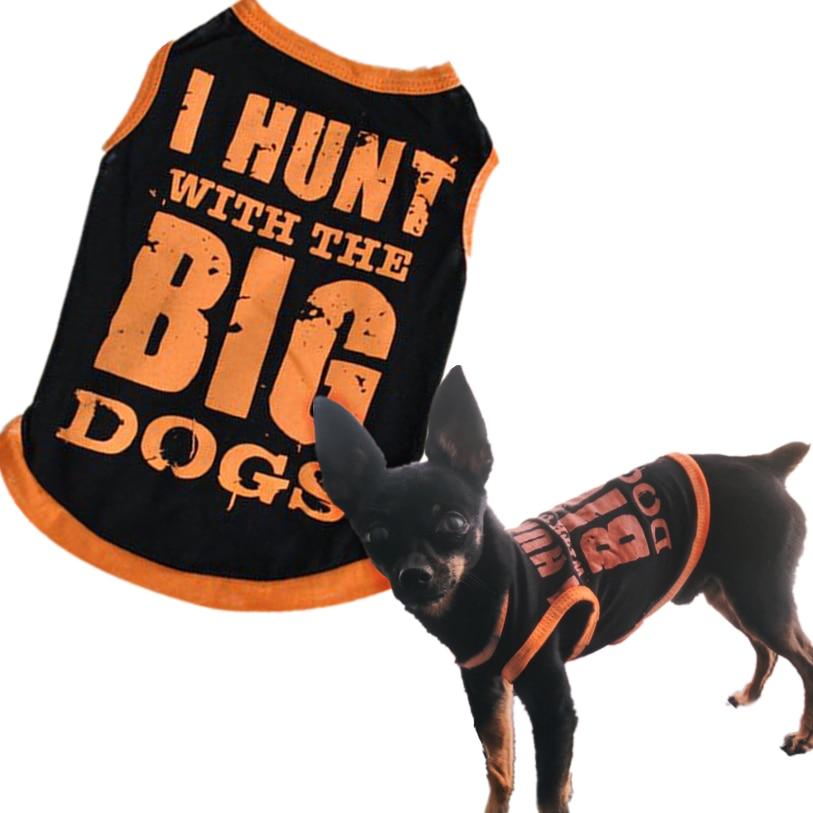 1 قطعة ملابس لل كلب صغير XS-L الصيف تنفس - منتجات الحيوانات الأليفة