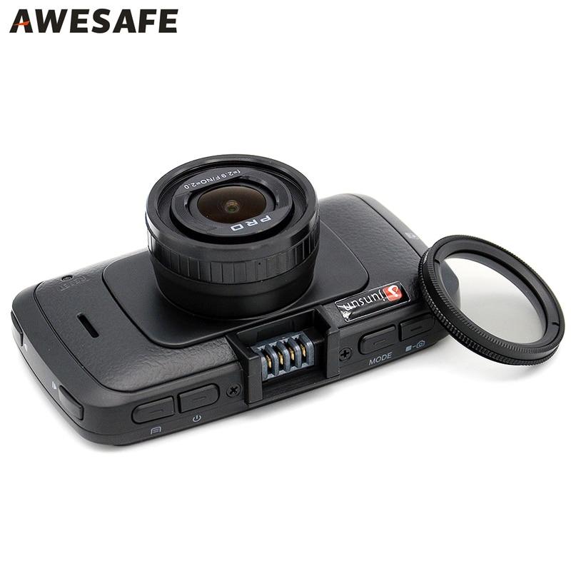 Junsun Ambarella A7LA70 Full HD 1296P 60FPS Car Camera DVR Recorder Black Box 6G Lens with