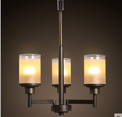 bedroom light shade simpe amp modern vintage iron pendant lamp candle decoration 10524