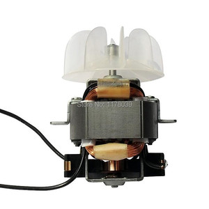 Image 2 - Một pha loạt động cơ AC 220V 50HZ tóc công suất Cao động cơ máy sấy, công suất Cao máy sấy tóc phụ kiện, J17620
