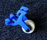 RC большой Средства ухода за кожей стоп автомобили поднять голову колеса Высокое качество Синий Кронштейн встать Покрышки с металлическая о...
